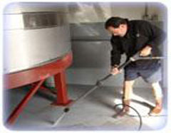 Winerycleaning